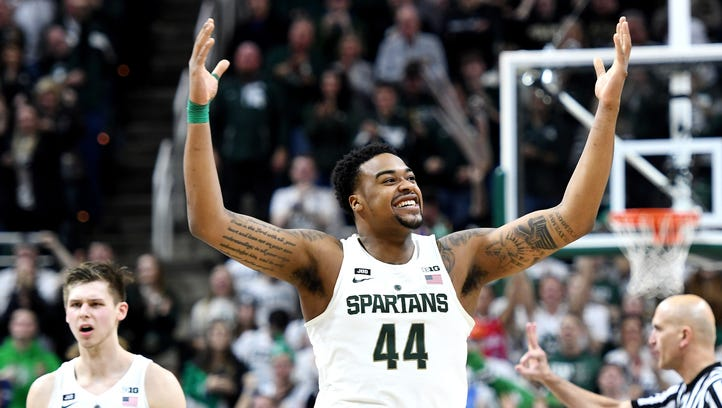 Relive MSU's game against Purdue with time-lapse video