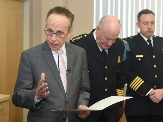 Warren Mayor Jim Fouts, 74, has inspired strong opinions