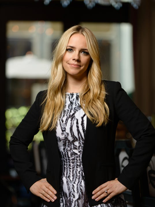 Jessica Barth Stays Boston Strong In Ted 2