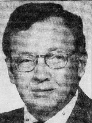 C. Leslie Dawson during his time as acting Sectrtary of the Kentucky Transportation Cabinet.