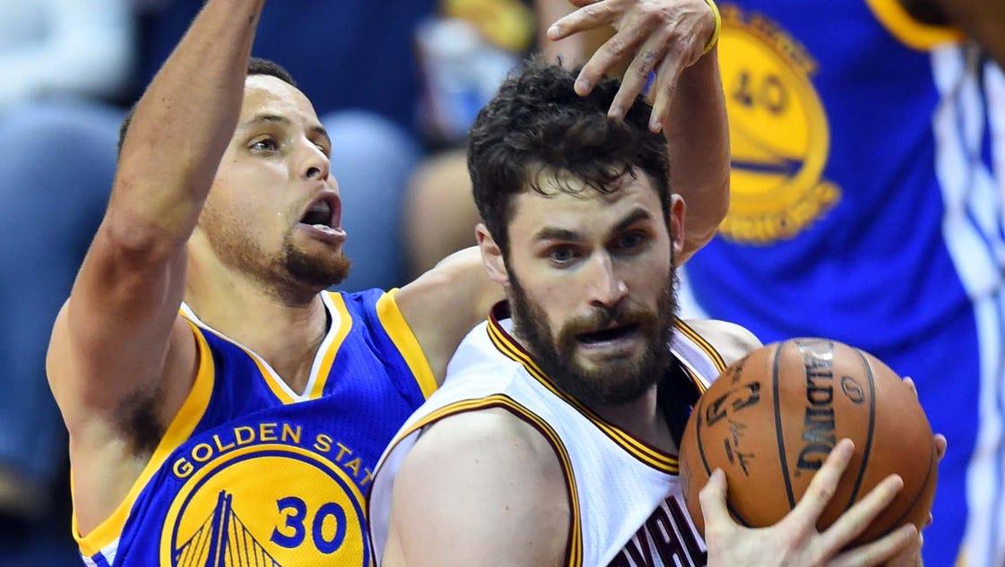 Cavs sticking behind Kevin Love despite NBA Finals struggles