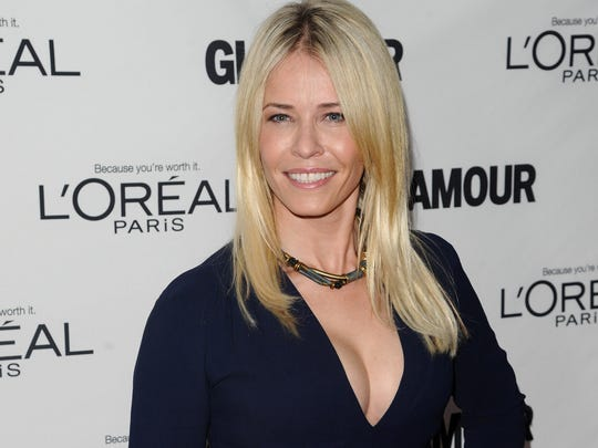 Chelsea Handler attends the 21st annual Glamour Magazine Women of the Year Awards on Nov. 7, 2011 in New York.