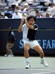 Michael Chang won the Newsweek Champions Cup in 1996