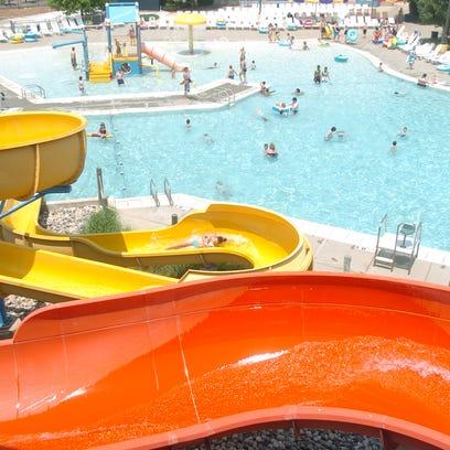 Full Blast pool
