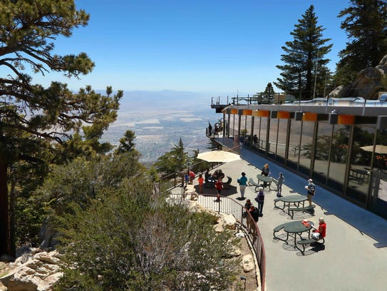 The Palm Springs Aerial Tramway is inviting people