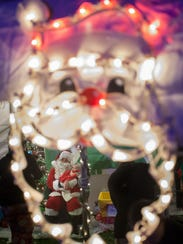 The Cape Coral parade is actually part of an entire festival taking place at Four Freedoms Park. The festival also includes food vendors, music, entertainment, children's craft activities, Santa Claus and a screening of ''How the Grinch Stole Christmas'' with Jim Carrey.