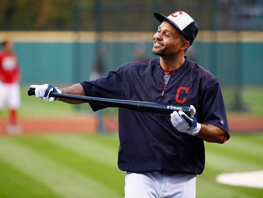 Coco Crisp was recently hired to coach baseball at