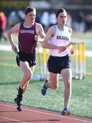 Jack Yockers Bergen County Relays at River Dell High