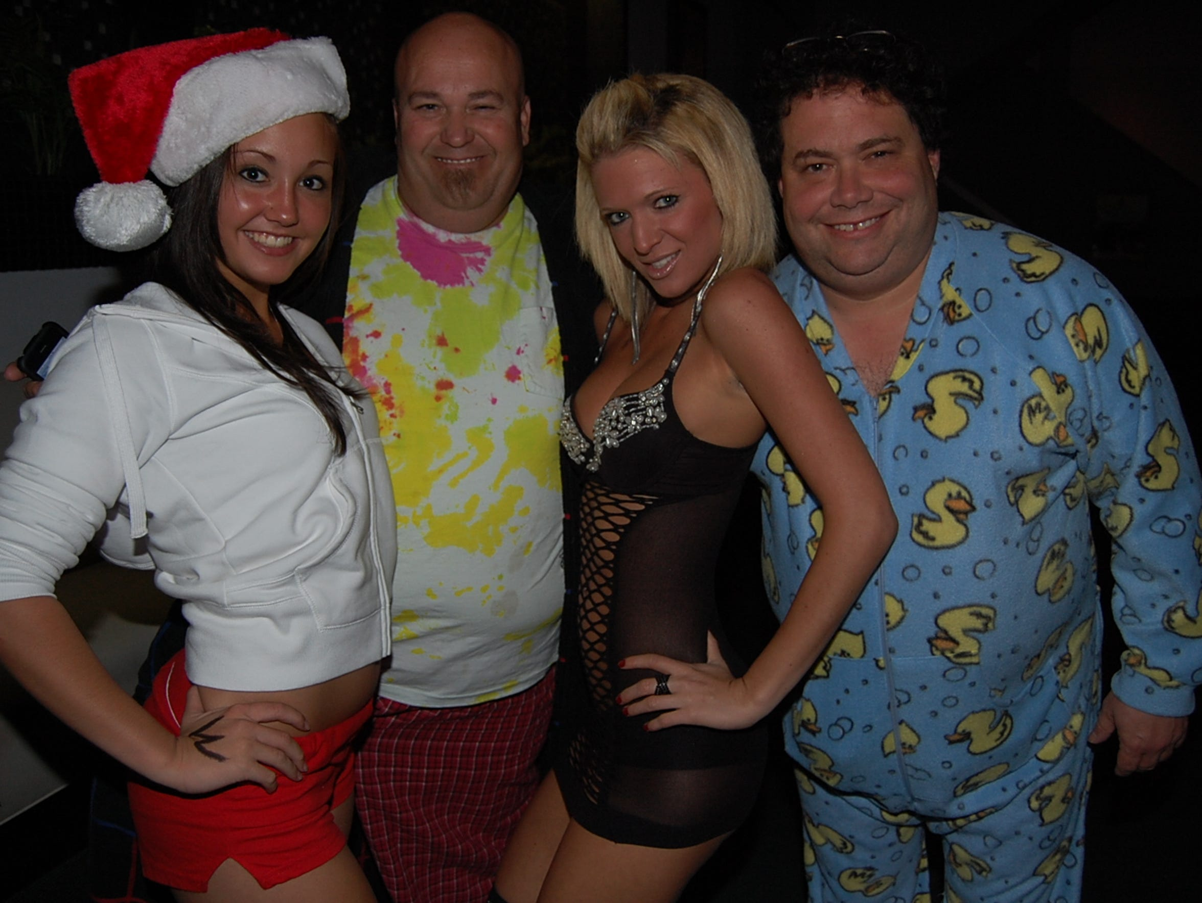 U.S. Congressman Blake Farenthold (right) was photographed