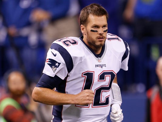 USP NFL: NEW ENGLAND PATRIOTS AT INDIANAPOLIS COLT S FBN USA IN