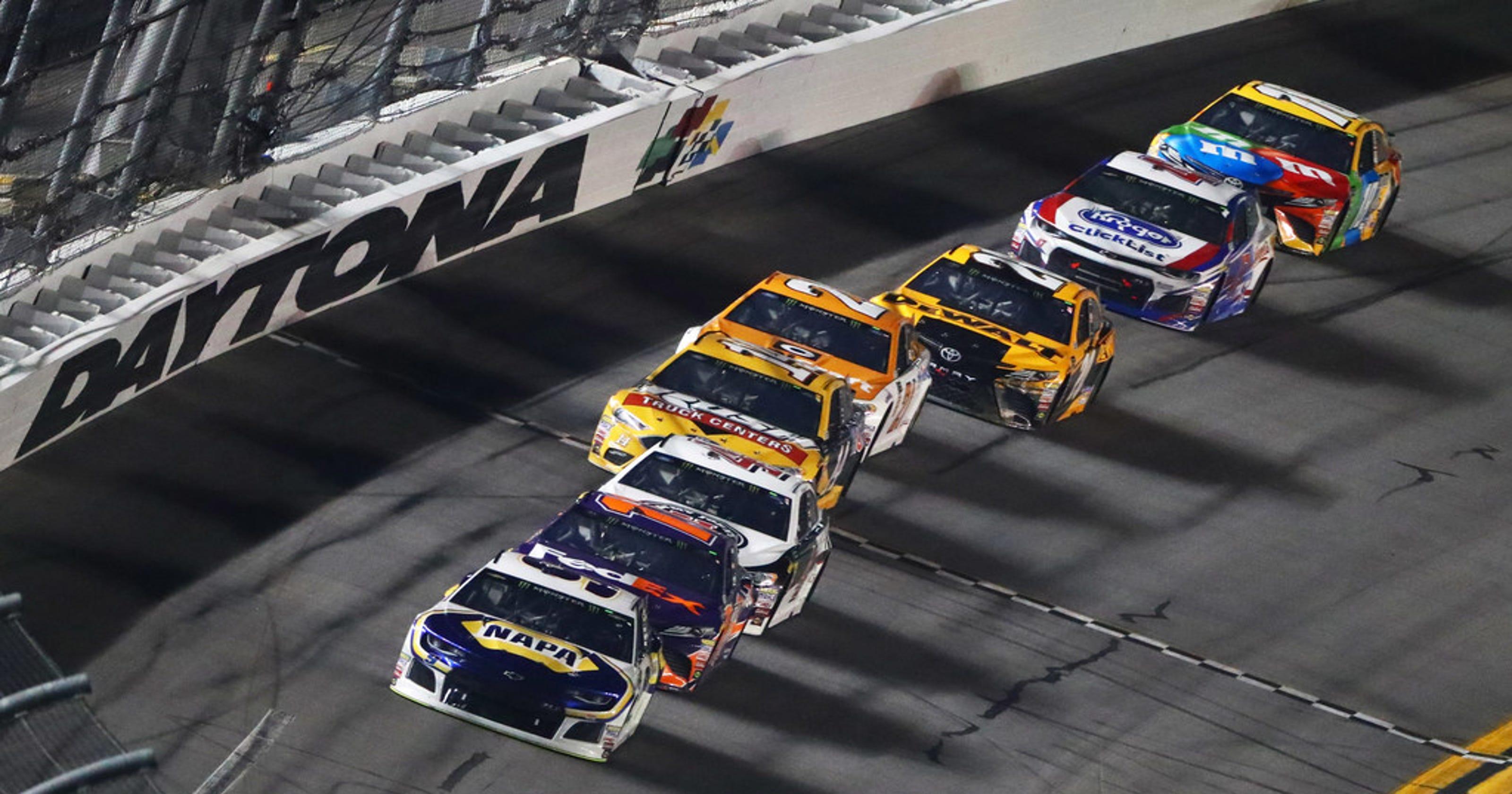 Drivers make final preparations for 60th Daytona 500 on Sunday
