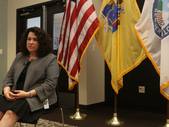 Lori Linskey has been named Monmouth County's First