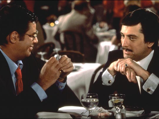 Jerry Lewis (left) and Robert De Niro star in 'The King of Comedy,' now out in a special 30th anniversary edition.