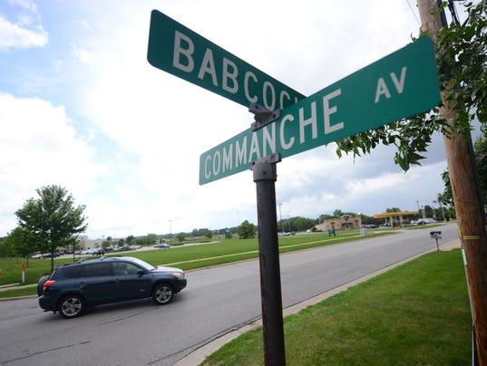 Commanche Avenue
