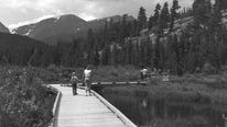Take a look back at some of the monumentous occasions in Rocky Mountain National Park's history.