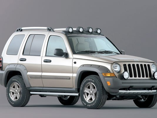 2005 JEEP LIBERY RENEGADE