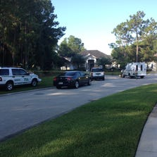 According to the St. Johns County Sheriff's Office, the shooting happened at Cimarrone, a private community located in the 4600 block of Pecos Court around 4 a.m.
