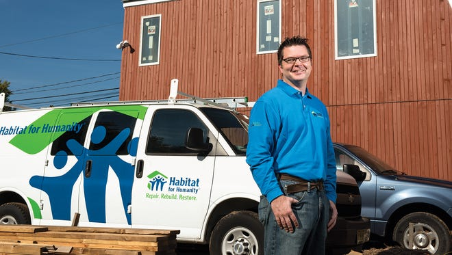 Kevin Blanchard  Executive Director Habitat for Humanity of Bergen County
