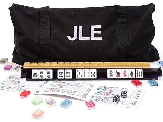 Whether you're just a beginner or a seasoned player, why not have your own personalized mahjong set of tiles?