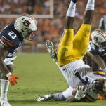 A chaotic finish salvages Auburn's September