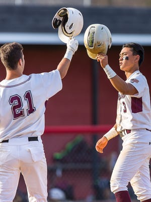 Led by All-North Jersey OF Andrew Eng, the Ridgewood baseball team captured its second straight Big North Freedom Division title.