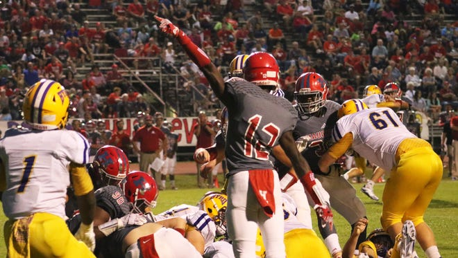 Haughton defeated Byrd on Friday night.