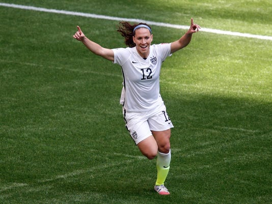 USP SOCCER: WOMEN'S WORLD CUP-FINAL-JAPAN AT UNITE S SOC CAN BR