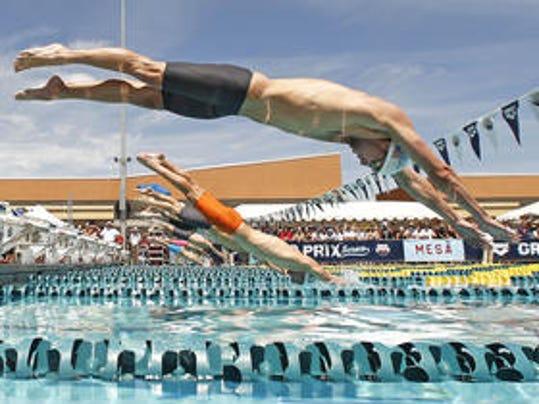 Metro Phoenix swimming