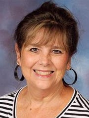 Diane Fickel, West High teacher