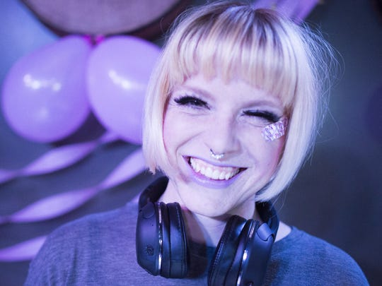 Avalon Clare, known locally as DJ Avalon, has been living in Puerto Rico.