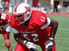 Louisville is the latest offer for La Salle 2017 OL Thayer Munford.