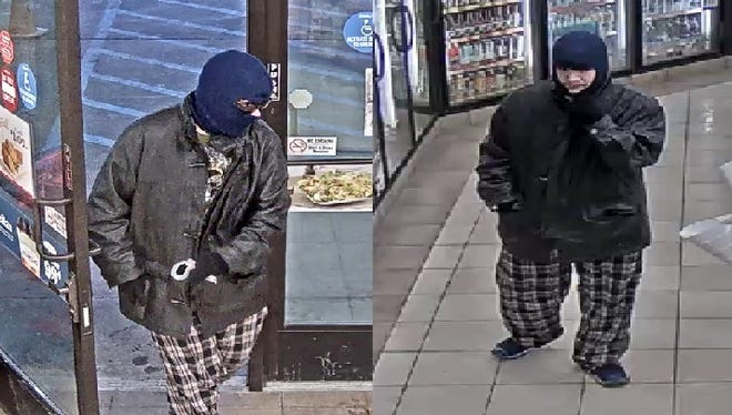 Oak Creek police are looking to identify this suspect who robbed the PDQ, 6300 S. 27th St., at gunpoint Wednesday, Jan. 17.