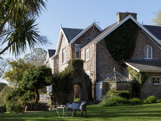 20 charming hotels and inns in wales cetusnews for Charming hotels