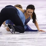 Winter Olympics: Tiny slips lead to agony for two Michigan teams