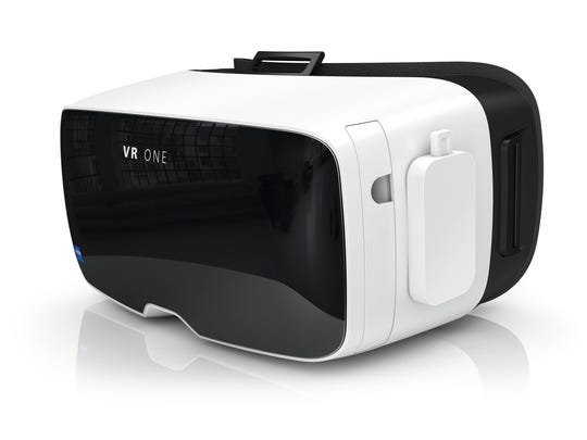 Zeiss VR One offers Android smartphone owners a way