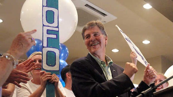 "It took less than an hour of counting votes Tuesday to determine Andrew ""FoFo"" Gilich is Biloxi's next mayor."