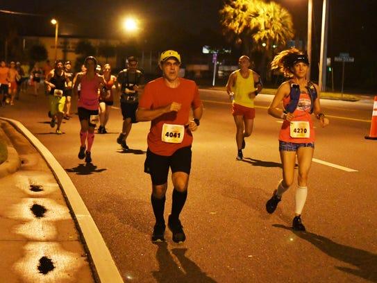 The 2018 Publix Florida Marathon and Half Marathon