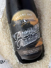Great Raft Brewery in Shreveport has partnered with the John Besh Foundation to create a line of beers for their charity. Great Raft's first offering is Provisions and Traditions, a rice based brew using Louisiana grown rice.
