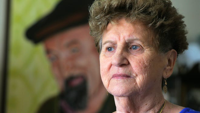Holocaust survivor Jeannie Parnes Wechsler, a Lakewood resident, speaks at schools and synagogues about her family's story.