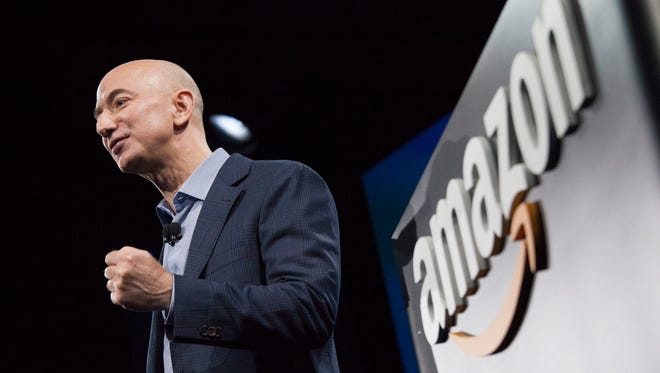 Amazon.com founder and CEO Jeff Bezos at times has pursued investments in growth over profit.