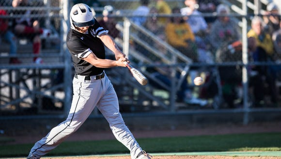 Reynolds hosted North Buncombe for their baseball game