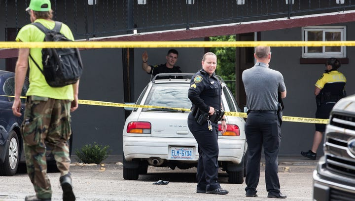 Man shot by APD after attacking, injuring officer gets 3 years; officer cleared in shooting