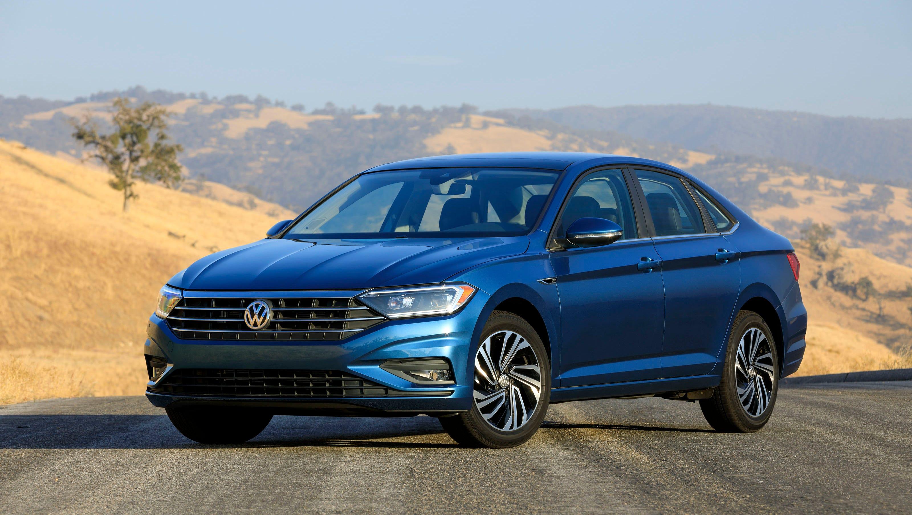 2019 Volkswagen Jetta Is Company S Best Compact Sedan