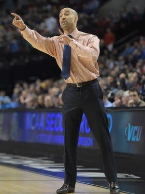Shaka Smart was 163-56 in six years at Virginia Commonwealth.