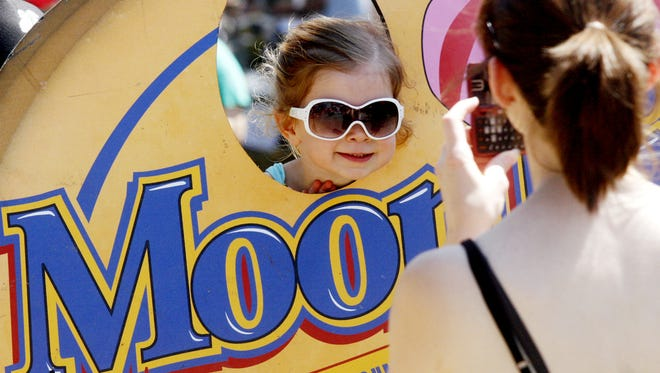 The RC-MoonPie Festival in Bell Buckle is fun for all ages.