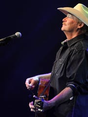 "Alan Jackson released a new album, ""Angels and Alcohol,"" on Friday."