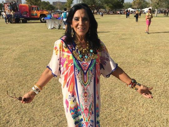 Teresa Smith, 65, of Phoenix.