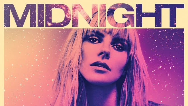 "The album cover for Grace Potter's ""Midnight."""