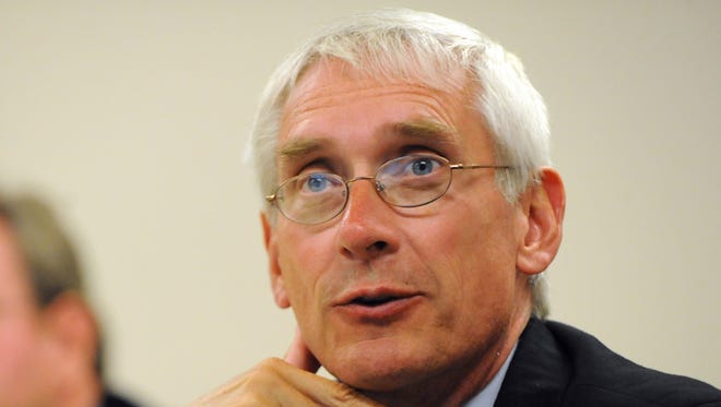 Wisconsin school superintendent Tony Evers.