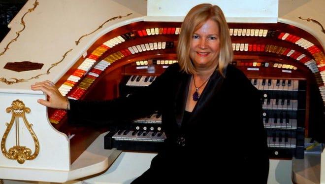 Organist Nancy Wildoner